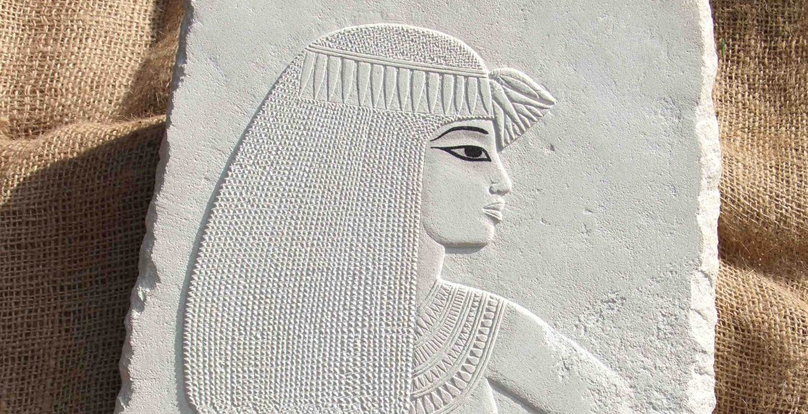 Ancient Egyptian Lady – Mick Oakey