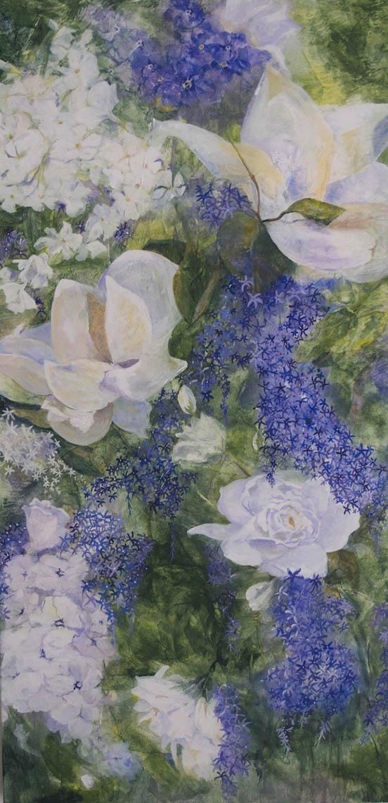 Florida Flowers II - Jenny Bleackley