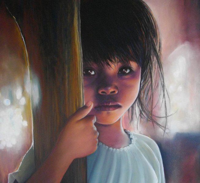 Little Girl Lost - Wendy Standen