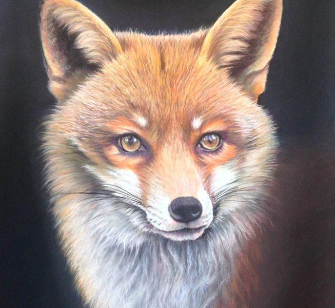 The Fox - Wendy Standen