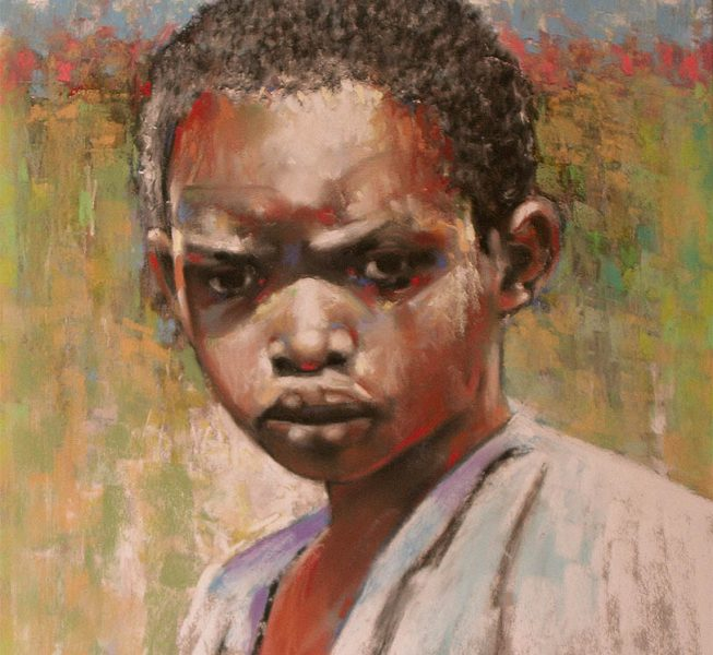 12 Year Old Miner (Congo) - Terry Copping