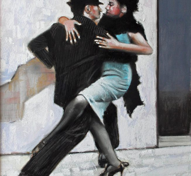 Tango in the Street - Terry Copping