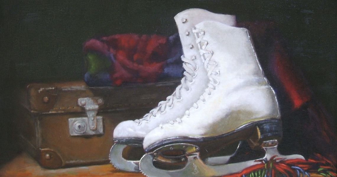 Skates - Pam Gowing