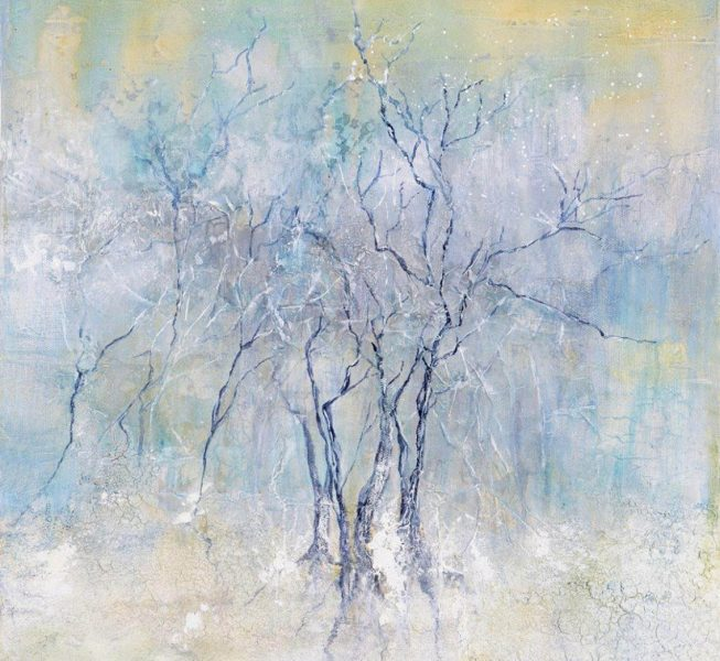 Silence of Winter - Micki Bennett