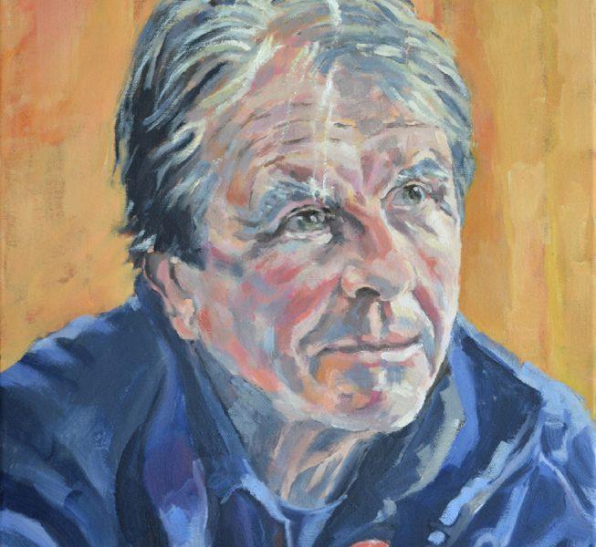 Portrait of a Friend - Sid Sutton