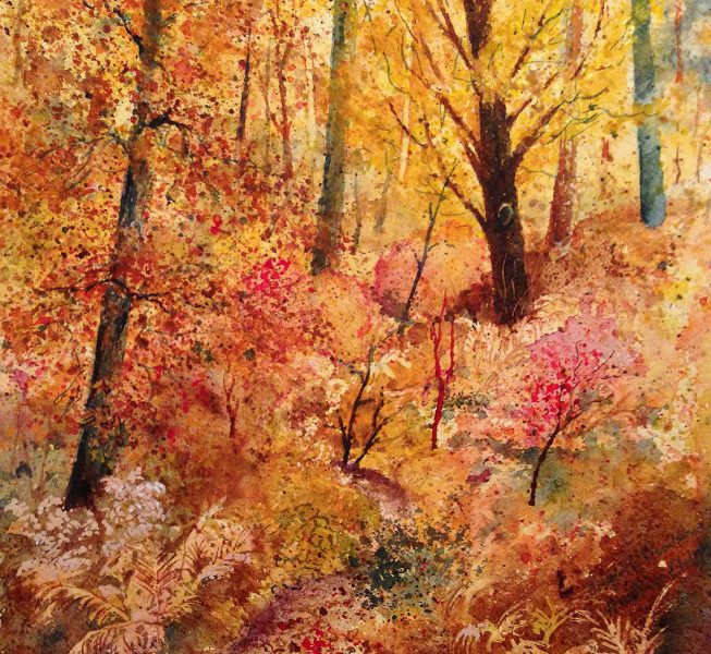English Woodland - Brian Hastings-Clough