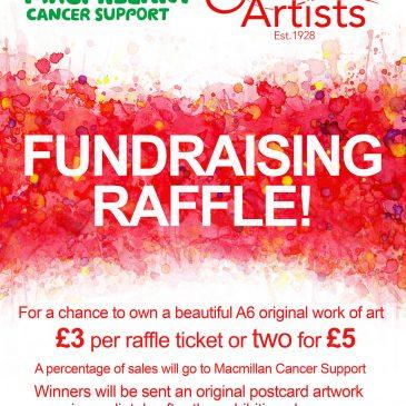 Fundraising Raffle!