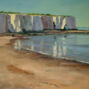 Kingsgate Bay, Kent – Fiona Hooper