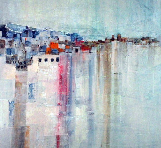 Behind the Walls - Alison Sibley