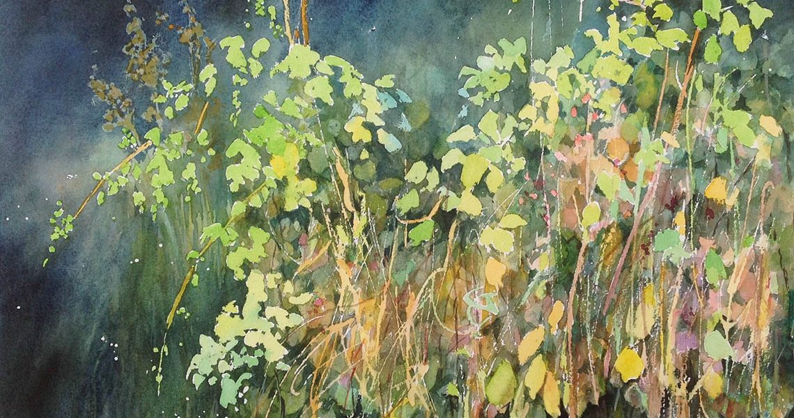 Autumn Hedgerow - Jo Hudson