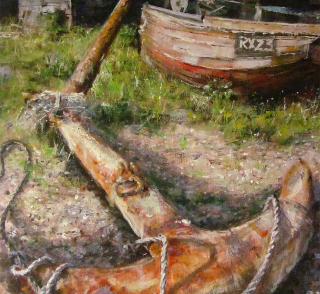 Old Anchor, Hastings - Aylin Sharp