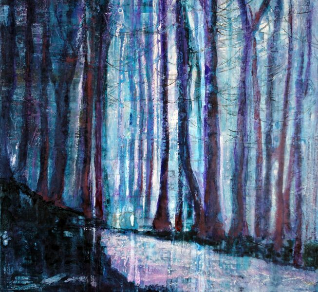 Purple Rain - Alison Sibley