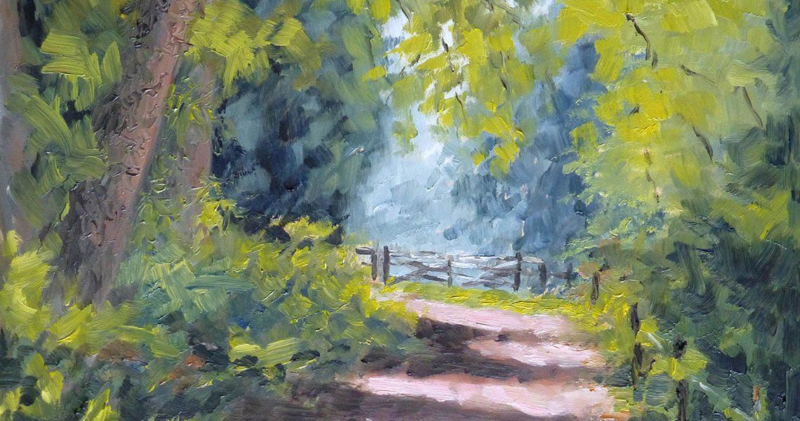 Woodland Way - Fiona Hooper