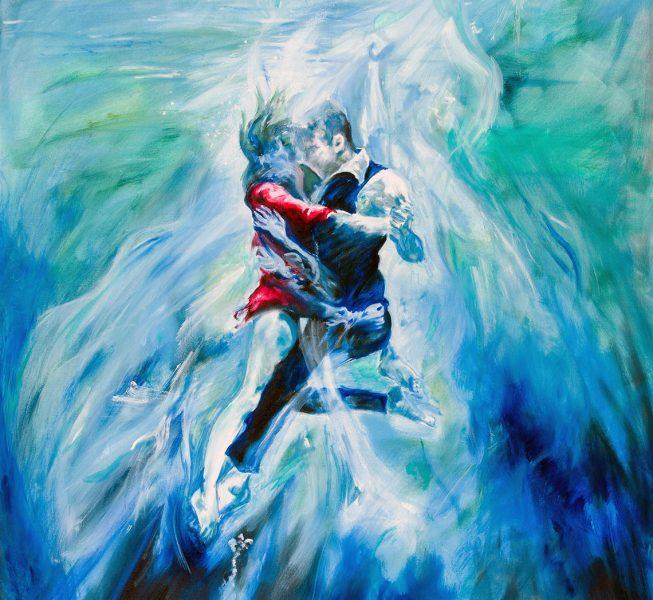 Galatea's Tango - Joanna Wenczka