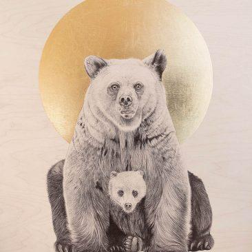 Gold Bears - Tracie Callaghan