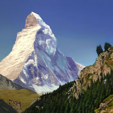 The Matterhorn - Paul Talbot